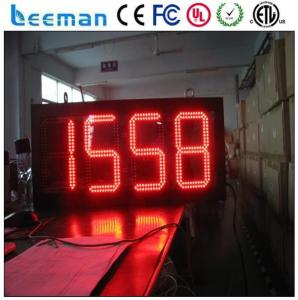 led timer display talking countdown timer restaurant led digital number display