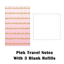 Блокнот Lovedoki 2020, Dokibook planner повесток дня A5 A6, розовый, синий, градиентная полоска, 6 колец, креативные канцелярские принадлежности для дневника...(Китай)