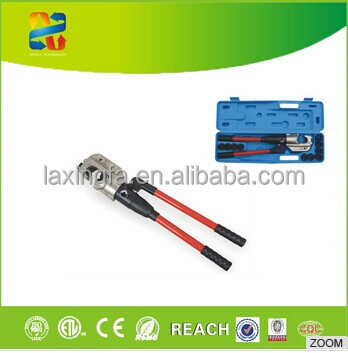 china high quality hot sell hydraulic cable lug crimping tool lan crimping tools network cable crimp tool with ROHS