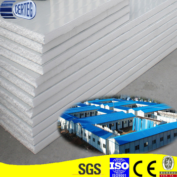 Lightweight Prefab Eps Cement Sandwich Wall Panel For Interior Wall Paneling Partition Buy