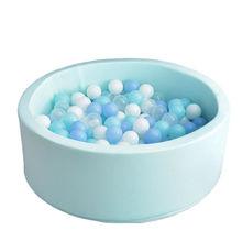 Детский мяч бассейн ограждение манеж палатка серый розовый синий круглый шар бассейн яма манеж без шарика игрушки для детей подарок на день...(Китай)