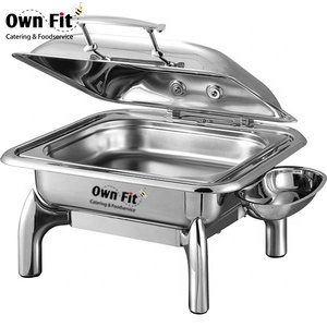 Good price buffet ownfit induction chafing dish 6l with certificate