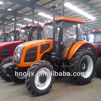 Famous Brand Tractor In China 55hp 4wd Famous Qln Tractor Mini ...