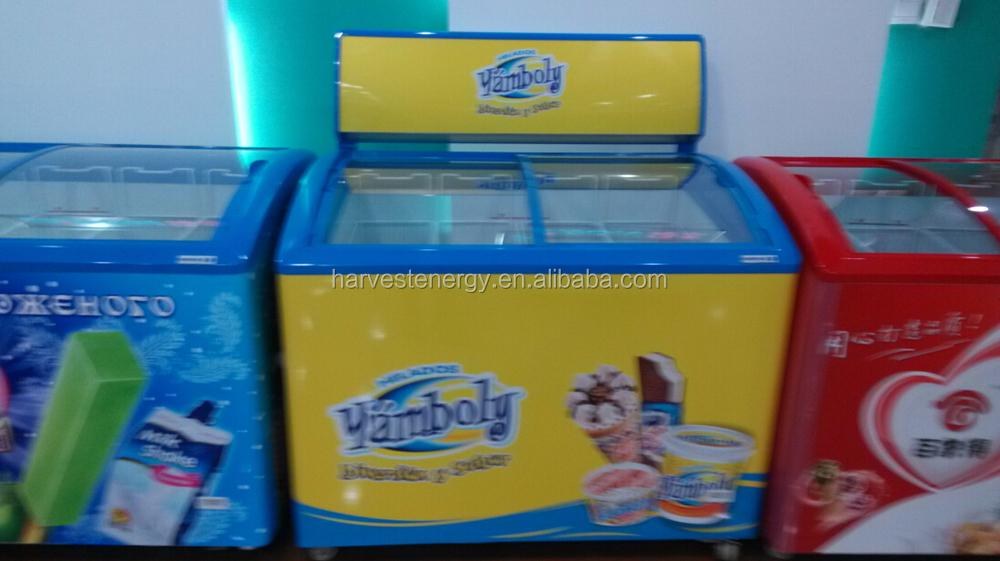 Curved glass door chest freezer display showcase ice cream freezer curved glass door chest freezer display showcase ice cream freezer planetlyrics Gallery