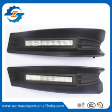 Car Light Fangs Type LED Daytime Running Light LED DRL For A-ccord 2011-2014