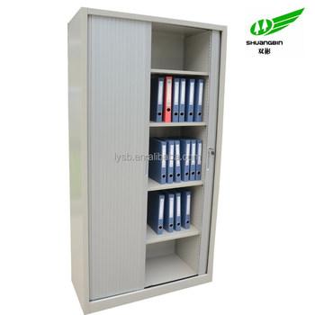 office steel cabinet/luxury office furniture roller shutter door