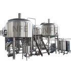 25bbl craft brewery equipment manufacturing system steam heating beer brewing project