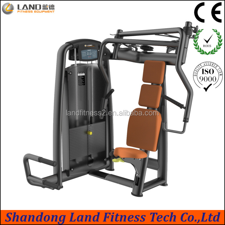 Strength Equipment Chest Press/exercise equipment/machines gym sports