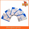 Moisture proof aluminum foil facial mask pack bag for cosmetic packaging with tear notch china manufacturer