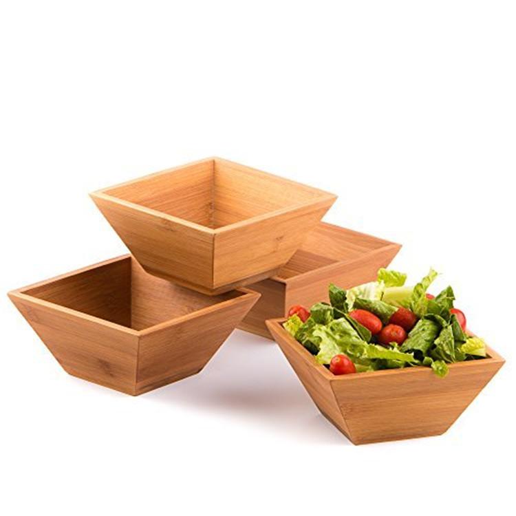 wooden salad bowl l MSL Details 5
