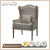 Classic and Traditional Armchairs Living Room comfortable Luxury Wing Chairs for lounge