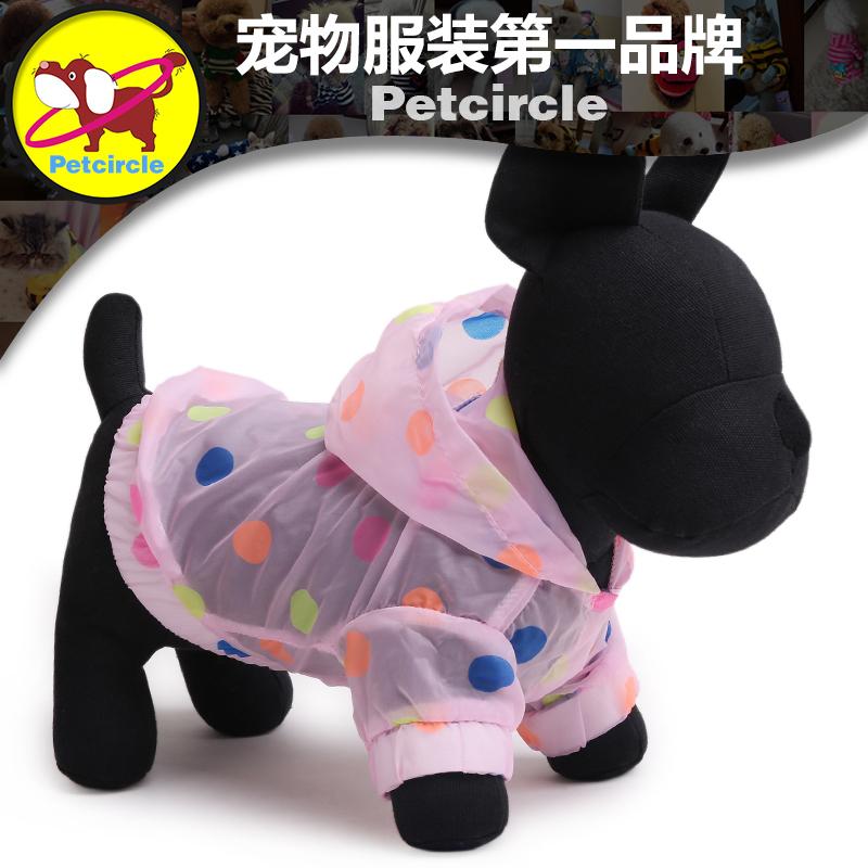 הכלב מעילי גשם