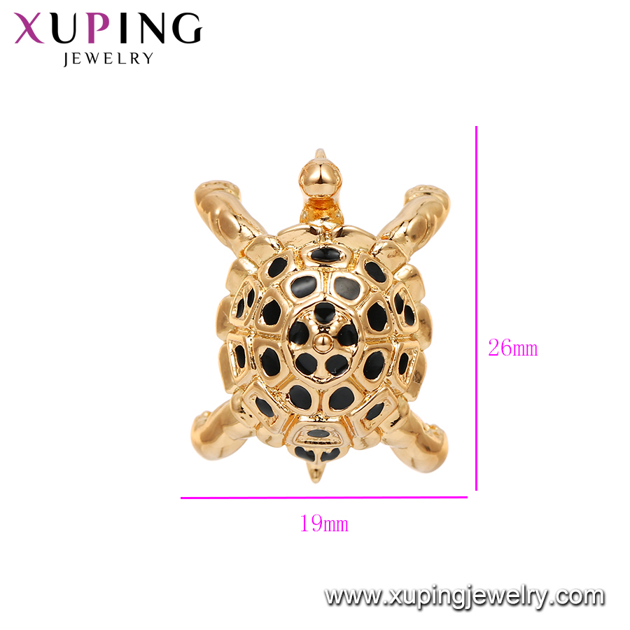 32682 Xuping Jewelry custom pendant, Fashion Charm 18K Gold Plated Pendant With Animal Shape