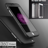 Wholesales for Iphone 7 Case 360 Degree Full Protective Slim Plastic Cell Phone Case for iPhone 6 for Apple for IPhone 6s