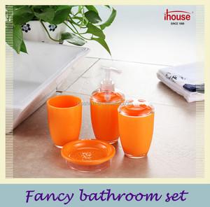 Orange Bathroom Accessories, Orange Bathroom Accessories Suppliers And  Manufacturers At Alibaba.com