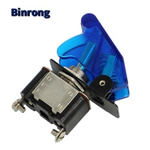 Carro de <span class=keywords><strong>corrida</strong></span> aeronaves safaty tampa rocker toggle switch-azul claro
