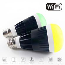 weird new products Free APP led mushroom bulb with bluetooth