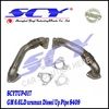 Turbocharger Up Pipe 2004-2005 For GMC Chevy 6.6L LLY Duramax Diesel