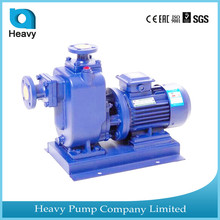 non-clog self-priming blowoff pump impurity liquid pump solid grain fabric sewage pump