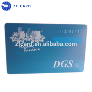 Customized competitive price with digital barcode SLE5542 health medical care contact card for elderly people
