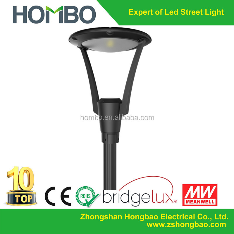 HB-035-02 HOMBO 30W 50W IP67 CE ROHS ETL solar led garden replacement lamp