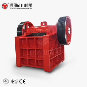 High capacity energy saving mobile stone crusher jaw crusher used in chrome ore with best price.