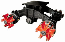 <span class=keywords><strong>Boogie</strong></span> schorsing spoke axle trailer onderdelen steering spider axle