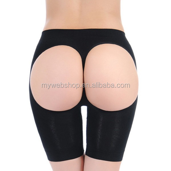 Seamless Sexy Butt Lifter Shaper Panty Tummy Women Control Brief