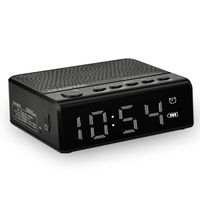 Digital Roof 86Mhz-108Mhz Fm Alarm Clock With Cd Player