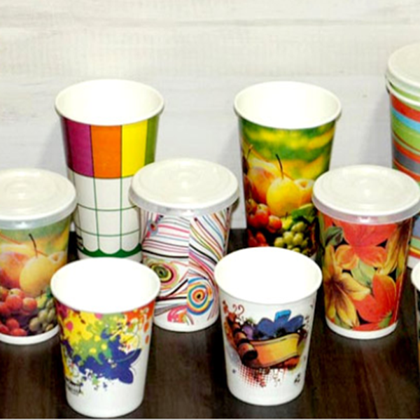 Latest free sample fee 8oz small paper cups disposable