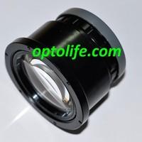 projection lens, triplet lens, projector lens