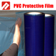nitto tape die cut manufacturer KL 680 Blue Protective PVC Film for air conditioning