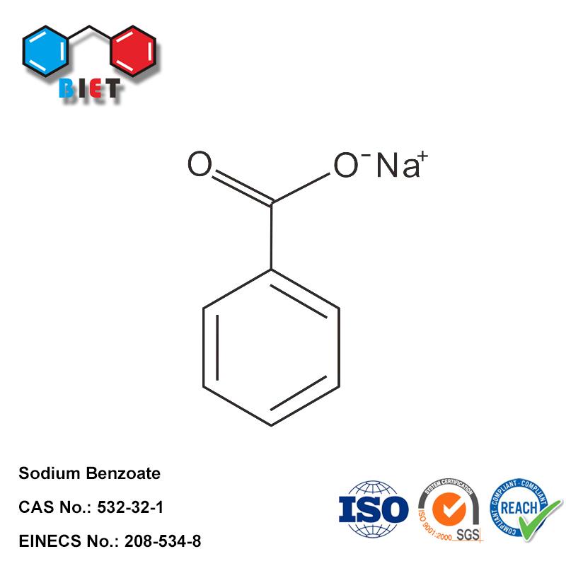 Kaliteli Yumuşak İçecekler soda kullanım Sodyum benzoat koruyucu soya sütü