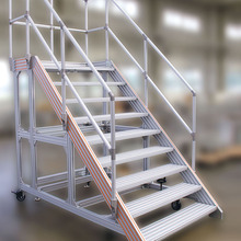 Movable Aluminum Stairs Wholesale, Aluminum Stairs Suppliers   Alibaba