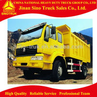 4*2 Low Price SINO Dumper Trucks