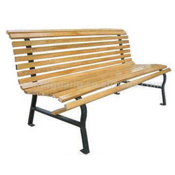 parc banc chaises en bois id de produit 51562591. Black Bedroom Furniture Sets. Home Design Ideas