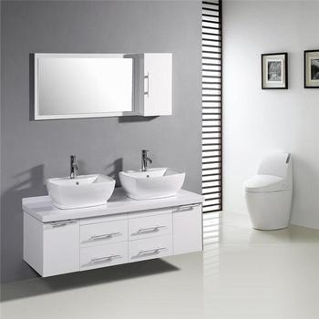 new arrival 2dbed 884ac Sanitary Vanity Counter Ceramics Wash Basin Cabinet Wall Hanging Vanity  Cabinets - Buy Bathroom Vanity Cabinets,Bathroom Vanities,Hanging Vanity ...