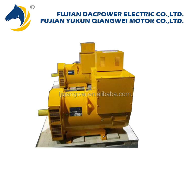 YUKUN QIANGWEI BRAND 5KW ST Generator Head 1 Phase for <strong>Diesel</strong> or Gas Engine 50/60Hz