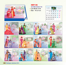 OEM or ODM Office Calender printing service best price