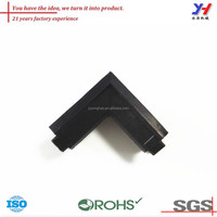 OEM ODM customized hot sale cheap plastic angle bracket