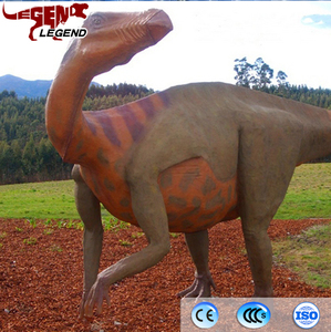 Hot sale museum decoration equipment Fiberglass dinosaur model