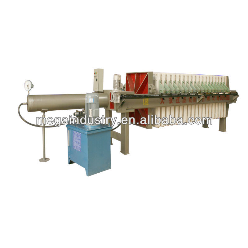 sludge dewatering machine, belt filter press