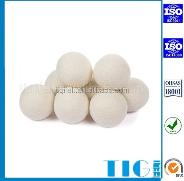 100% Wool Laundry dry ball