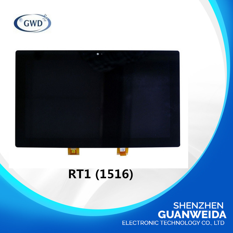 screen for Microsoft Surface RT1 LCD display with touch screen digitizer RT 1st generation 1516