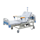Multifunctional Medical Elderly Care Furniture Electric 5 Function Home Nursing Beds with Toilet