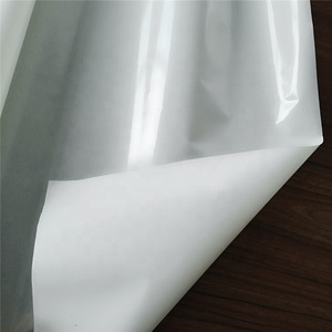 Wholesale Greaseproof PET Laminated Paper For Backing Use