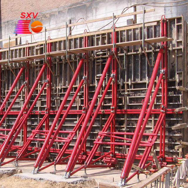 Formwork timber accessories flange clamp