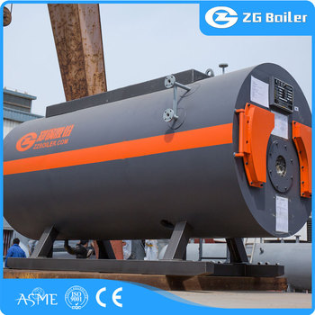 Gas Fuel Heating Steam Boiler For Russia Lpg,Diesel Fuel Fired ...