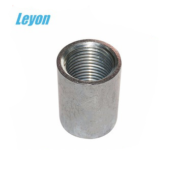 Galvanized Surface Carbon Steel Pipe Fittings Socket Connection