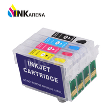 INKARENA Inkjet für EPSON T1661 T1662 T1663 T1664 Refill <span class=keywords><strong>tinte</strong></span> patrone für Epson Expression ME10 ME101 drucker